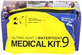 Adventure Medical Kits Ultralight Watertight 9 - Kit de Primeros Auxilios, Color Amarillo