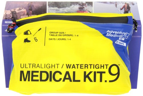 Advanced Medical Kits Ultralight/Watertight Kit 9 - Einheitsgröße