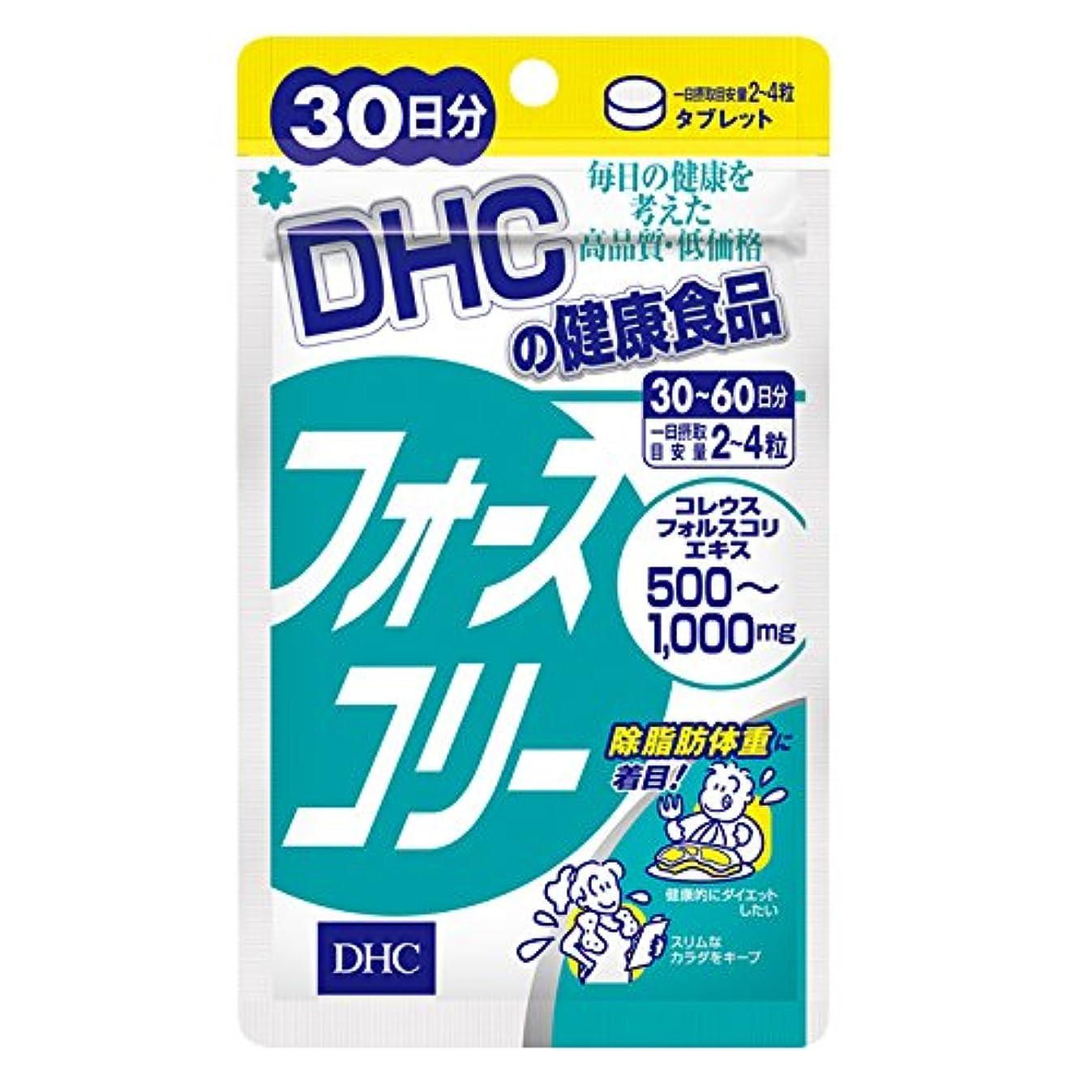 スリラー研磨剤すぐにDHC フォースコリー 30日分