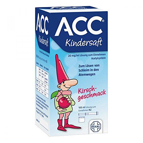 ACC Kindersaft, 100 ml