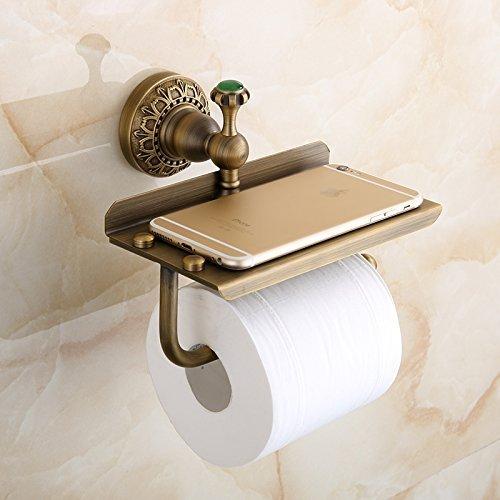 Top 10 best selling list for brass medallion toilet paper holder