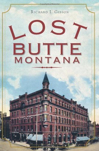 Lost Butte, Montana by Richard I Gibson (2012-07-08)