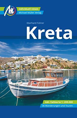 Kreta Reiseführer Michael Müller Verlag: Individuell reisen mit...