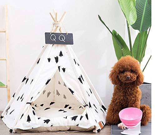 Hondentent hondenhok kennel wasbare tent hondenbed puppy kat binnen buiten draagbare overdekte tent