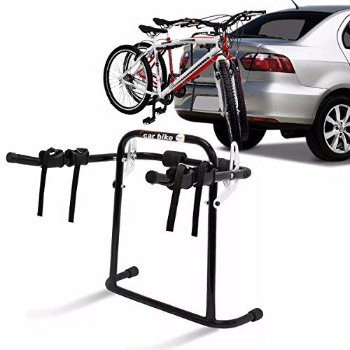 Suporte Veicular Transbike Carbike Plus para 2 Bicicletas