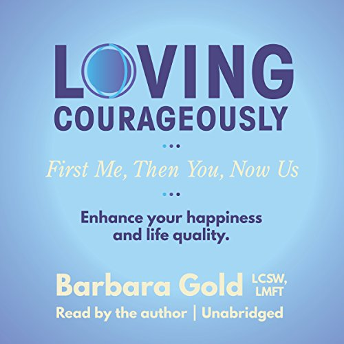 Loving Courageously audiobook cover art
