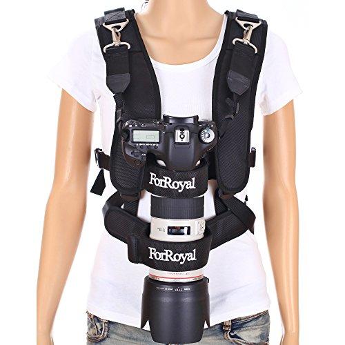 ForRoyalカメラクイックレスポンスstrap-normal、カメラストラップ