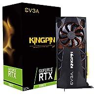 EVGA GeForce 11G-P4-2589-KR RTX 2080 Ti K|NGP|N GAMING 11GB GDDR6 iCX2テクノロジー ハイブリッドクーラー OLEDディスプレイ メタルバックプレート