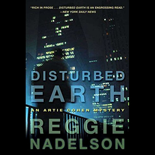 Disturbed Earth audiobook cover art