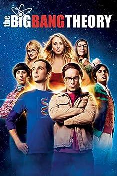 The Big Bang Theory Season 10  24inch x 36inch/60cm x 90cm  Waterproof Poster No Fading