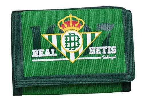 CYP BRANDS 8426842043418, Billetera Real Betis, Multicolor, 13 cm