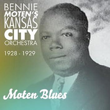 Moten Blues (Original Aufnahmen 1928 - 1929)