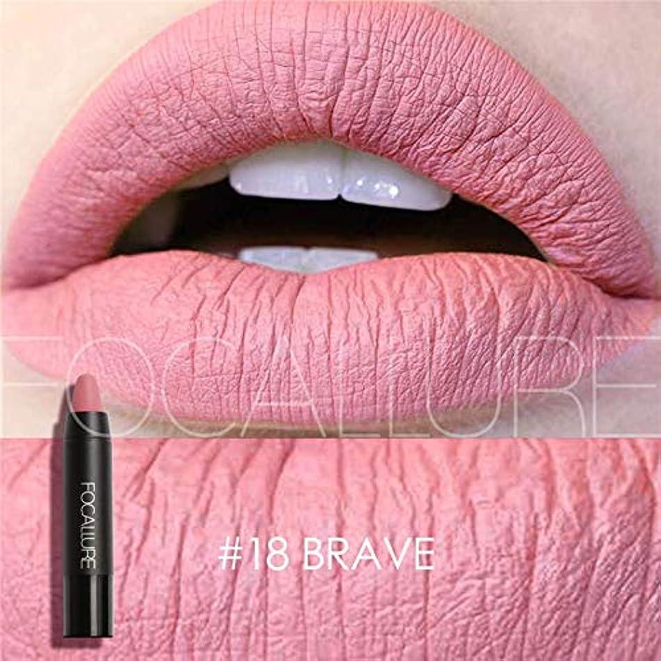 Matte Pen Waterproof Long Lip Makeup Moisturizing Lasting Non-Marking Lipstick