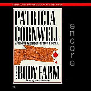 The Body Farm cover art