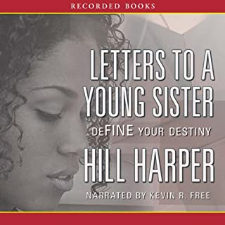 Letters to a Young Sister audiobook cover art