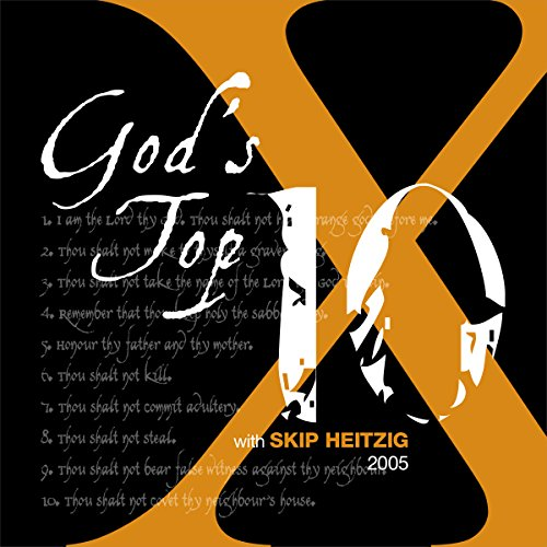 God's Top Ten - 2005 audiobook cover art