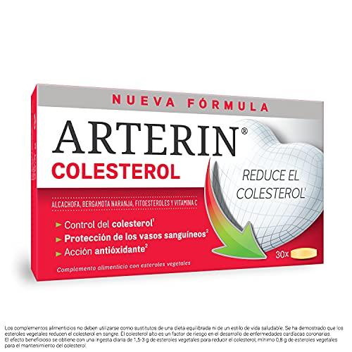 Arterín Colesterol Reduce el colesterol, Pack de 90 unidades