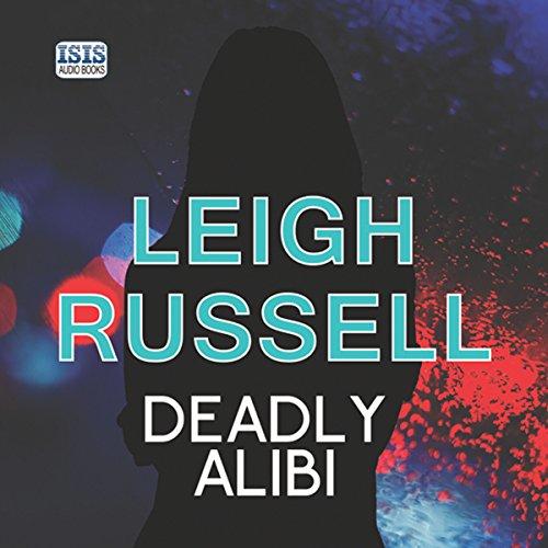 Deadly Alibi audiobook cover art