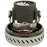 Turbina de aspiración 1100 W, 230 V, 1 etapa, para aspiradora en seco y húmedo