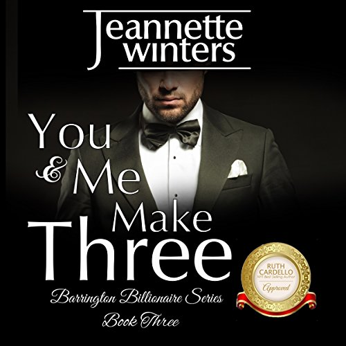 You & Me Make Three audiobook cover art