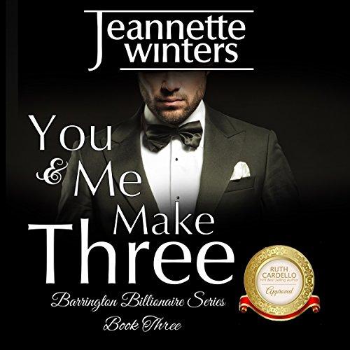 You & Me Make Three audiobook cover art