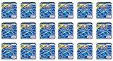 180 Assorbenti Lines Petalo Blu Notte con Ali Per flussi molto abbondanti Donna
