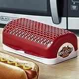 Maharaj Mall Microwave Hot Dog Cooker, Mini Hog Dog Sausage Maker Safe DIY Kitchen Gadgets Oven Tools