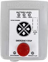 S.R. Smith 400-7000 4-Button Lift Operator Control Box