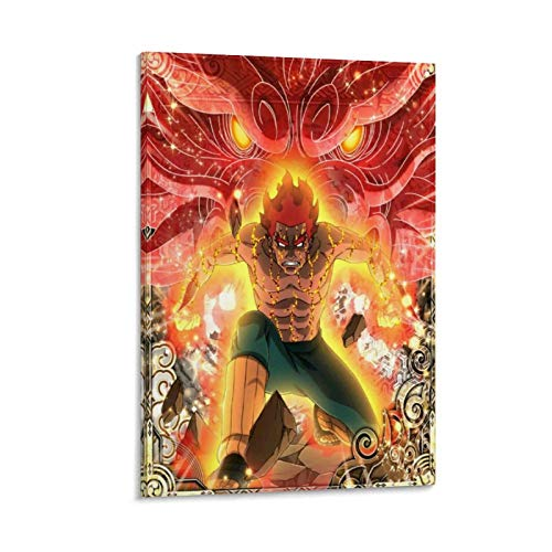 Naruto Character Maitake Poster Decorative Painting Canvas Wall Art Living Room Posters Bedroom Painting 20x30inch(50x75cm)