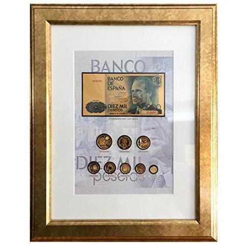 IMPACTO COLECCIONABLES Monedas, Billetes de ESPAÑA - 8 Pesetas Bañad
