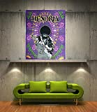 Immagine 1 refosian icc guitar poster 30x40