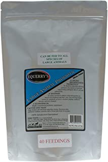Animal Health Solutions - Equerry's Large Animal Probiotic, Digestive Aid Helping to Improve Energy and Vigor (5 pounds)