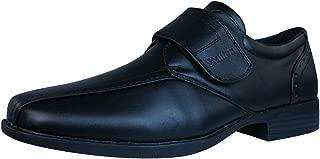 Stallion Mens Shoes - Black-BLACK-