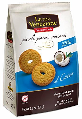 Biscotti al Cocco senza Glutine - 250 g