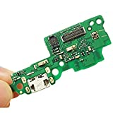 Flex Flat USB Dock - Connecteur de charge - Base circuit charge + microphone pour Huawei Honor 5C / Honor 7 Lite / GT3 NMO-L21