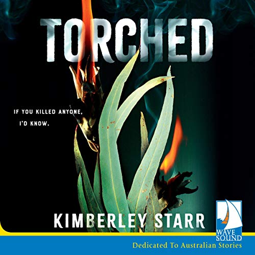 Torched audiobook cover art