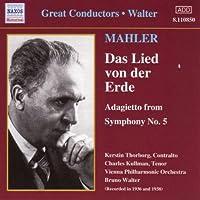 Mahler: Das Lied von der Erde, Adagietto from Symphony No. 5 (2002-04-03)