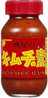 株式会社桃屋 キムチの素 190g