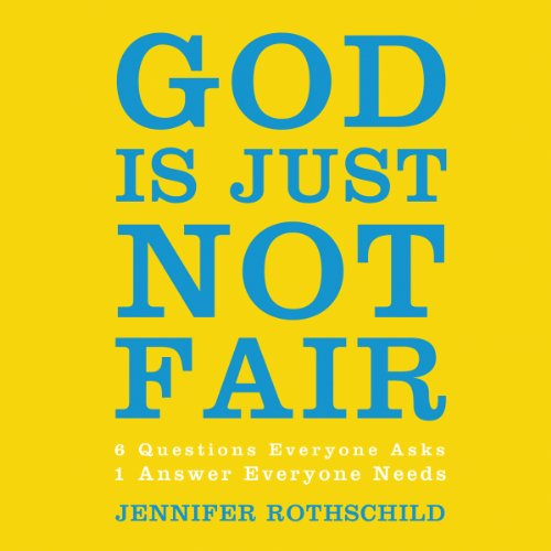 God Is Just Not Fair audiobook cover art