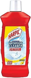 Harpic Disinfectant Bathroom Cleaner Liquid (Lemon) - 1 L