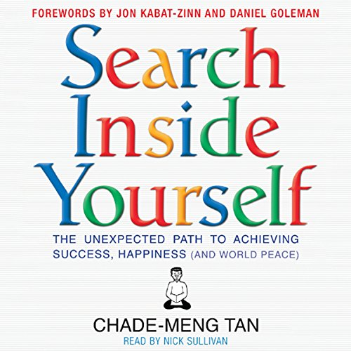 Search Inside Yourself audiobook cover art