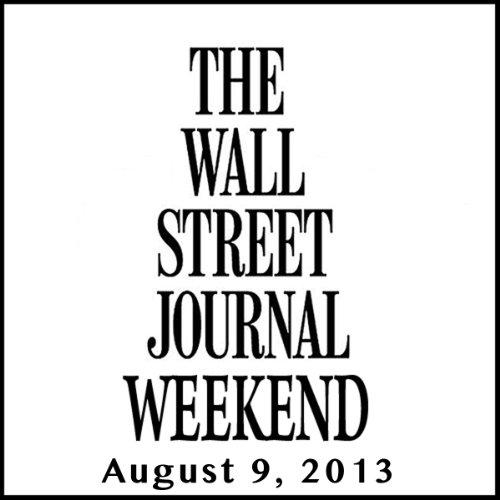 Weekend Journal 08-09-2013 audiobook cover art