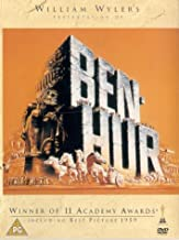 Ben-Hur (1959) (Winner of 11 Academy Awards Including Best Picture 1959) (2-Disc) (Fully Packaged Import)
