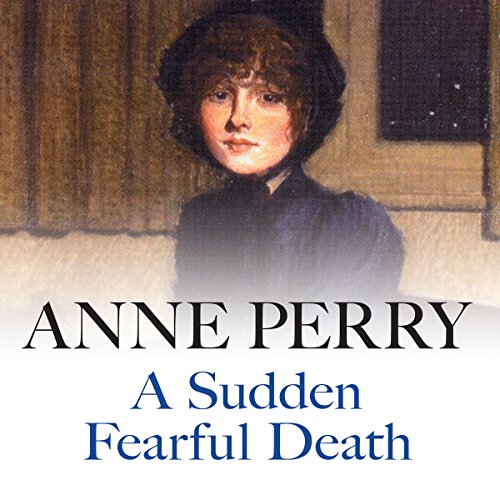 A Sudden Fearful Death audiobook cover art