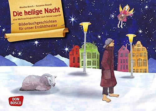 Die heilige Nacht. Eine Weihnachtsgeschichte nach Selma Lagerlöf. Kamishibai Bildkartenset. Entdecken - Erzählen - Begreifen: Bilderbuchgeschichten. (Bilderbuchgeschichten für unser Erzähltheater)
