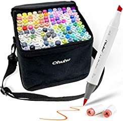 Save on Ohuhu Markers Discount applied in price displayed