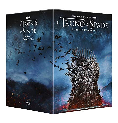 Il Trono Di Spade  - Stagione 01-08 (38 Dvd) [Italia]