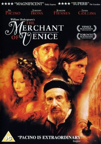 Merchant Of Venice DVD [Reino Unido]