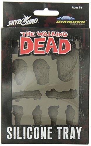 Moule en Silicone Logo et Parties du Corps The Walking Dead
