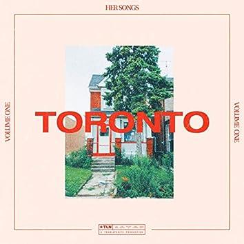 Toronto (feat. Marie Dahlstrom, Emmavie, Dani Murcia, Emily C. Browning, The Naked Eye) [Vol. 1]
